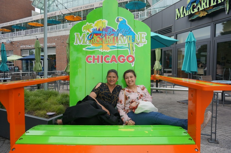 MTs in Chicago (Shirley Cordova-Chahu and Ednie Mckeehan)